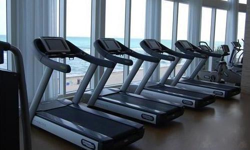 TrumpTowersIII_Gym