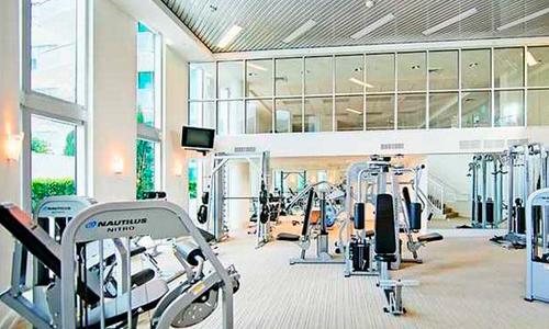 Atrium-Gym