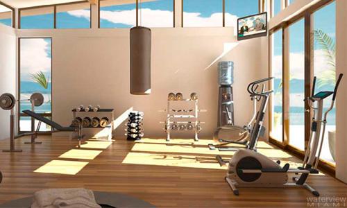 Biscayne-Beach-Fitness-Center