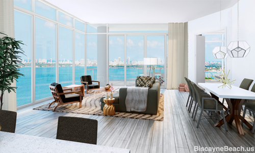 Biscayne-Beach-Penthouse-Interiors