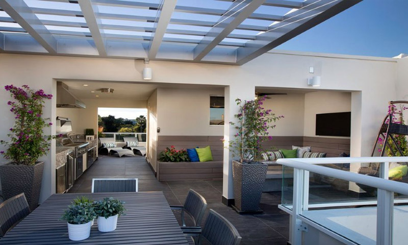Landmark-terrace