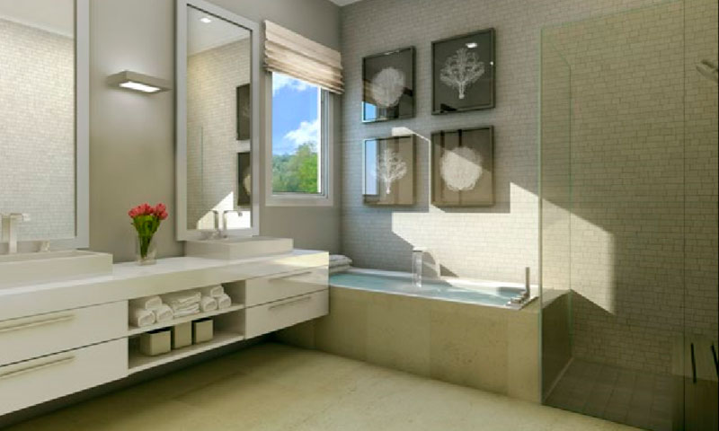 Modern_60-Bathroom