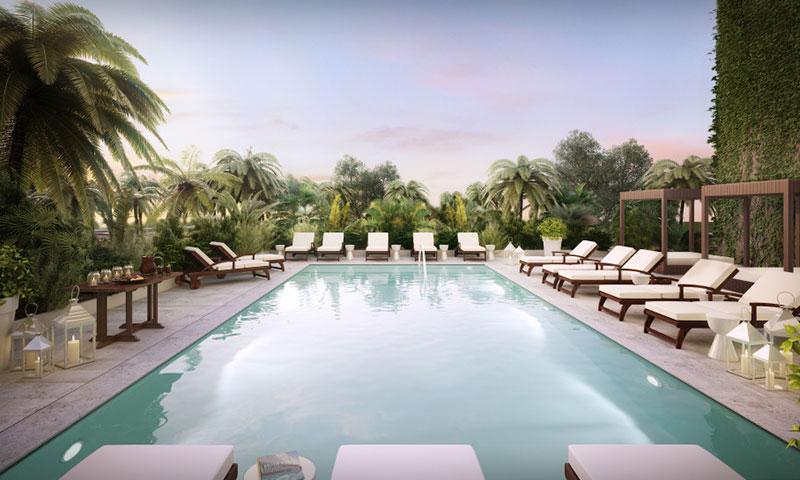 O-Residences-Pool