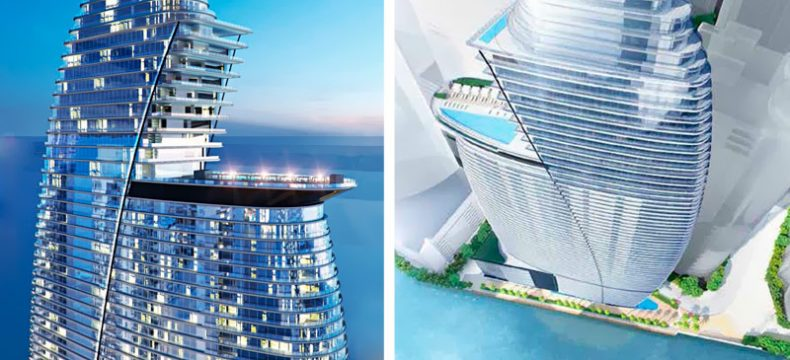 Aston Martin Residences: Miami Condos for Sale in the style of James Bond!