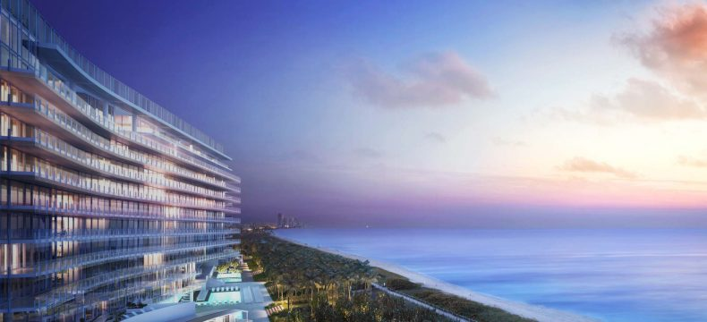 "The magnificent ""Four Seasons"" Hotel in Surfside has already an opening date!"