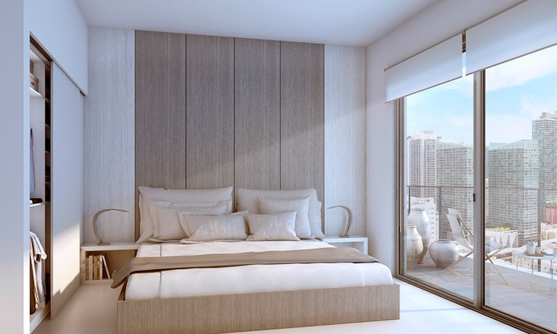 09-Smart-Brickell-Residences-Bedroom