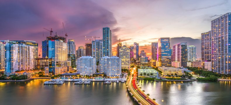 Contraction in the real estate offer of new units in Miami predicts a positive future
