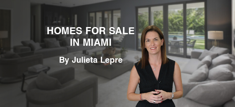 Homes for sale in Miami 2020