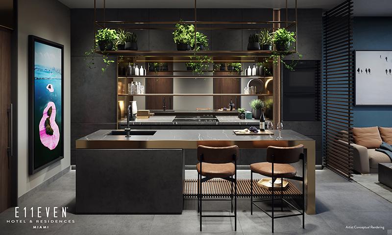 11-E11even-Residences-Kitchen
