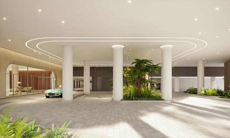 12-Five-Park-Miami-Beach-Porte-Cochere