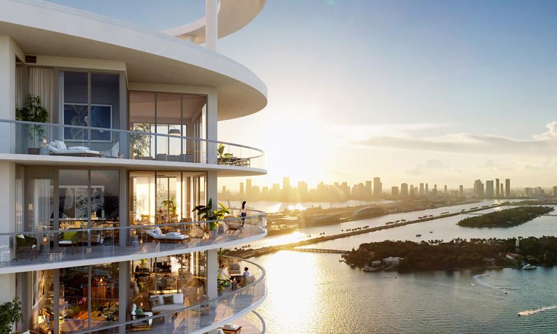 20-Five-Park-Miami-Beach-Balcony